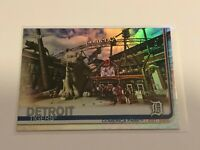 2019 Topps Baseball Series 2 Rainbow Foil Parallel - Detroit Tigers Team Card