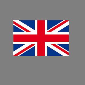 Aufkleber 6,5cm Sticker UK ENG England GB Flagge Fahne Fußball Fan EM WM Deko