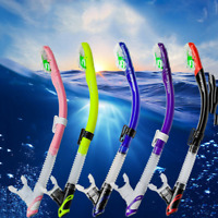 Swim Snorkel for Lap Swimming Swimmers Training Snorkeling Diving Silicone
