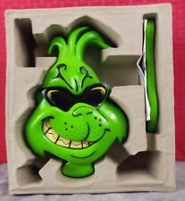 COLLECTIBLE GRINCH SHOWER RADIO MODEL GRIN8SR 2000