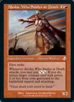 Magic The Gathering Alesha Who Smiles at Death Fate Reforged Used