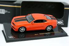 Ixo 1/43 - Chevrolet Camaro 2012 Orange