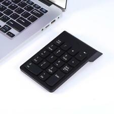 Mini Bluetooth USB Digital Number Pad Numpad Numeric Keypad Keyboard 18 Keys
