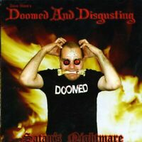 Dave SlaveS Doomed and Disgusting - Doomed and Disgusting [CD]