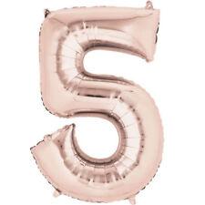 Palloncini Amscan numero anniversario per feste e party