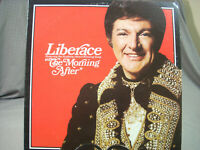 "Liberace The Morning After 12"" LP Vinyl Record"