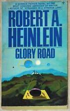 ROBERT HEINLEIN ~ GLORY ROAD ~ 1970 VINTAGE PB ~ MOST HONORED AMERICAN SF WRITER