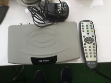 Used Sagem Freeview/ Digi Box - Includes Remote - Good Condition