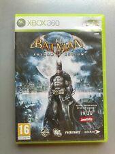 Batman Arkham Asylum // JEU Pour Microsoft XBOX 360 // Vendeur Pro FR