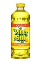 Pine-Sol All Purpose Cleaner, Lemon Fresh, 48 Ounce Bottle FAST SHIPPING