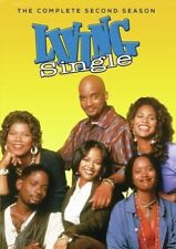 Living Single: The Complete Second Season [New DVD] Manufactured On Demand, Fu