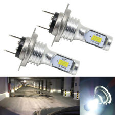 2X Led Fog Light Conversion Kit 35W 8000Lm Car Driving Lamp Bulb H7 White Usa