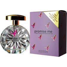 Promise Me, Eau de Toilette, Susan G Komen For The Cure, 3.4 oz Free Bracelet