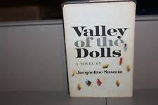 Valley of the Dolls-Jacqueline Susann-First/1st Book Club Edition-1966-