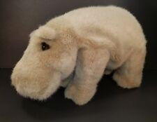 "Dakin Plush Horatio Hippo Stuffed Animal Toy 16"" Nwot"