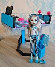 Monster High Frankie Stein Dead Tired Doll and Bed