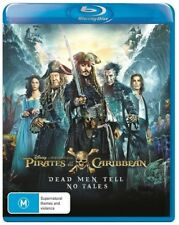 Pirates Of The Caribbean - Dead Men Tell No Tales (Blu-ray, 2017)