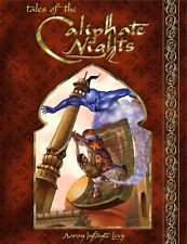 Tales of the Caliphate Nights a Fantasy RPG for the True20 system