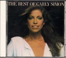 CARLY SIMON (The Best of Carly Simon)