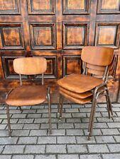 1/30 Stapelstuhl Stacking Chair im Vintage Design Industrie Loft Cafe Bar SALE