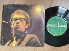 """Elvis Costello-Oliver L'ESERCITO RARO 1979 UK 7"""" In buonissima condizione plus condizione NEW WAVE"""