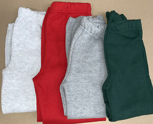 Jerzees Youth Boy's Athletic Super Sweats Sweatpants Assorted Colors & Sizes