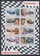 Austria Austria 2007 ** mi.2654/61 KB formula 1 formula automobili conducente [sr451]