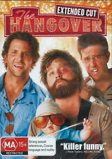 The Hangover - Comedy / Adventure / Nudity - Bradley Cooper - NEW DVD