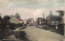 Woolhampton near Aldermaston. Village by Gibson, Photo, Midgham.