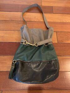 Chloe Multicolor Leather Shoulder Bag