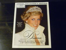 Hello Canada - Princess Diana:-  20th Anniversary collector's edition Magazine