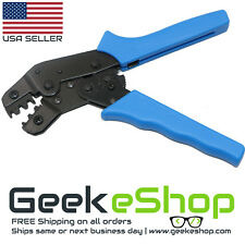 SN-48B Crimp Plier Tool 0.14-1.5mm 16-26 AWG Crimper Servo JST Molex Deutsch Pin