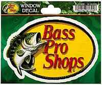 Bass Pro Shops American Flag Patch 3.5in Fishing Patch