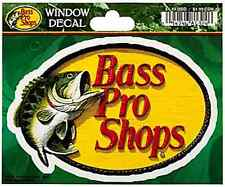 Bass Pro Shops Sticker 4.5in Fishing decal si