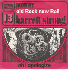 """7"""" 45 TOURS FRANCE BARRETT STRONG """"Money / Oh I Apologize"""" 1973 SOUL MOTOWN"""