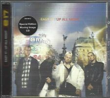 EAST 17 / UP ALL NIGHT - SPECIAL EDITION MOVING IMAGE HOLOGRAM COVER CD 1995 NEW