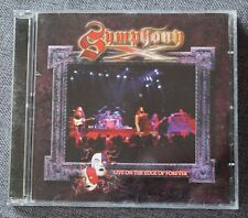 Symphony X, live on the edge of forever,  2CD