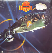 Night Ranger ‎– 7 Wishes Vinyl LP
