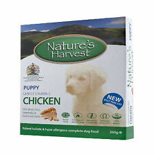 Nature's Harvest Puppy Food - Chicken & Brown Rice Pack