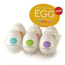 Eggs Huevos Masturbador Masculino Juguetes Sexuales Para Adultos