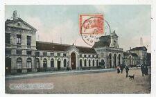 CPA PK AK NAMUR LA GARE DE STATÏE 1914  EDITEUR MAGASINS DE LA STATION