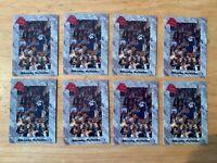 1991 CLASSIC BASKETBALL ROOKIES...MUTOMBO #151..(1 LOT, 8 CARDS)..FREE SHIPPING