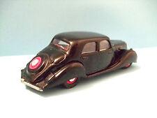 1937 Panhard Dynamic Berline Diecast Car Model 1:43 Scale Eligor made in France