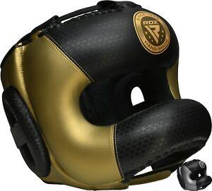 RDX Headgear for Boxing MMA Training MARK PRO Head Guard Protection Helmet