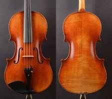 """Best performance!A Strad model T19+Viola 16.5""""  Oil varnish, Deep warm tone"""