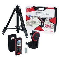 Leica D510 láser Distanciómetro Con Trípode Y Accesorios Kit 823199