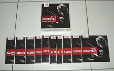 Box Set 10 Cd OTTO KLEMPERER Beethoven Brahms Bruckner - Membran 1954-1960
