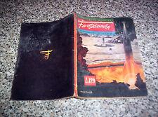 FANTASCIENZA  N.1 editrice GARZANTI 1954 RARO PERIODICO MENSILE DA 120 LIRE