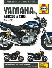 buy xjr motorcycle repair manuals literature ebay rh ebay co uk Yamaha 1300 FJR V Star 1300 Motorcycles