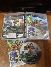 3D Dot Game Heroes (Sony PlayStation 3, 2010) PS3 CIB Complete Game Atlus